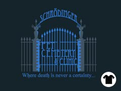 Schrodinger Pet Cemetery