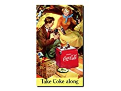 Take Coke® Along