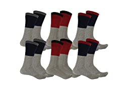 Men's Insulated Thermal Cotton Socks