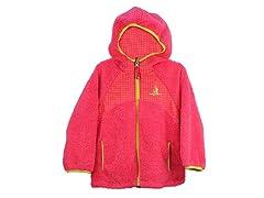 Pink Sherpa Fleece Jacket (2T-4)