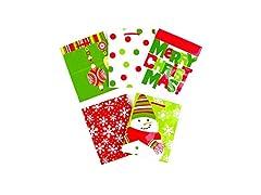 Hallmark Small Christmas Gift Bags