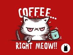 CATffeine Unisex Tank
