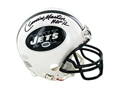 Curtis Martin New York Jets Replica Mini