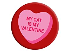 My Cat is My Valentine PopSocket