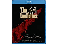 The Godfather Collection Special Ed. BR