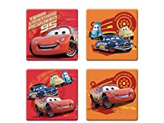 Disney Cars Tub Treads