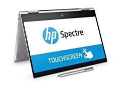 "HP Spectre x360 13"" UHD Intel i7 Convertible"