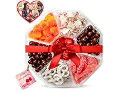 Goodies Gourmet Chocolate 7 Section Tray