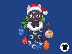 Moon Cat Stocking Stuffer