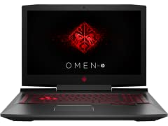 HP OMEN 17-an188nr 256GB Laptop