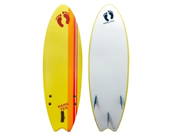 5 39 6 flying fish soft top surfboard woot for Best fish surfboard