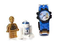 LEGO Star Wars Droids Watch with Figures