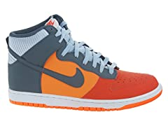 Dunk Hi Basketball Shoe - Orange
