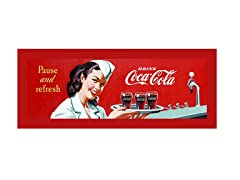 Coke® Waitress