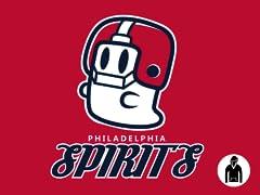Philadelphia Spirits Pullover Hoodie