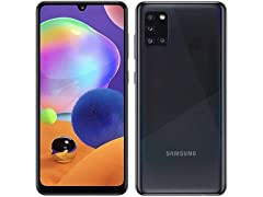 Samsung Galaxy A31 (GSM) (International Version) (Open Box)