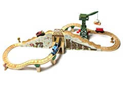 Thomas & Friends Gold Mine Mountain Wooden Railway