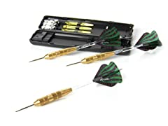 Accudart Fire Flight Steel Dart Set