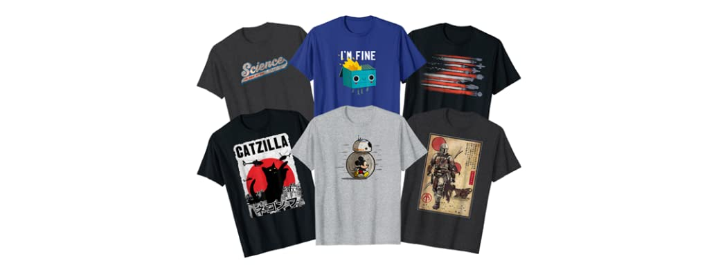 Cool Bestselling Shirts!