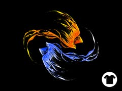 Ice And Fire Phoenix