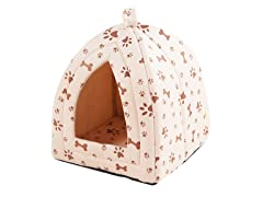Nico Pet House Bone