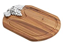 Woodard & Charles Small Serving Board