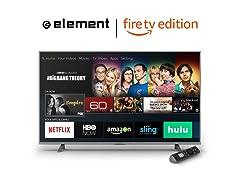 "50"" Element 4K Smart LED Fire TV Edition"
