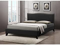 Battersby Queen Bed (2 Colors)