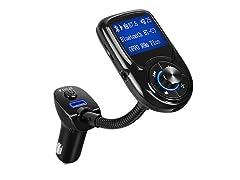 iSunnao BT-C3 Bluetooth FM Transmitter for Car