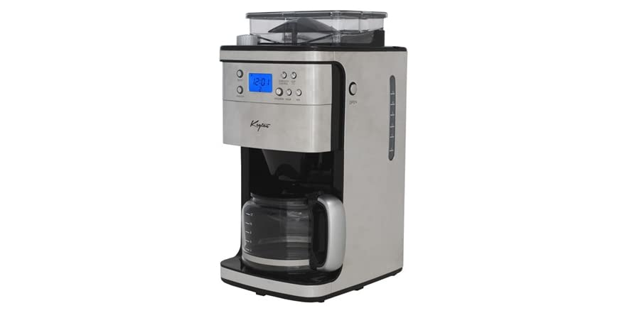 Grind and Brew Auto-Drip Coffee Maker