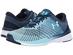 Under Armour Women's Threadborne Push Cross-Trainer Shoe
