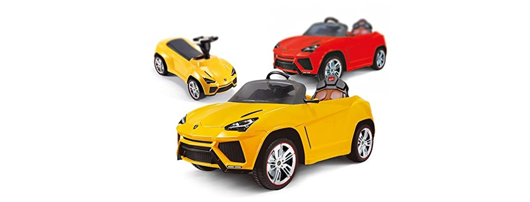 Lamborghini Urus 12V or Push Car