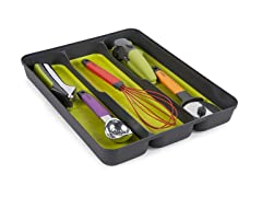 Cutlery Drawer Organzier Medium-Slate