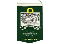 Oregon Stadium Banner