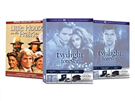 Twilight & Little House on the Prairie DVD Sets
