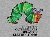 The Very Robot Caterpillar