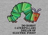 The Very Robot Caterpillar
