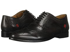 Marc Joseph New York Mens Leather Madison Lace-up Oxford