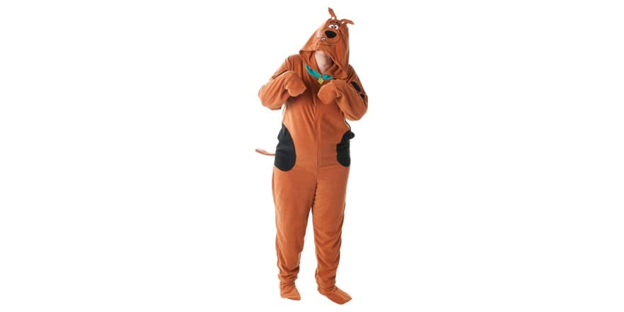 Scooby doo pajamas adult