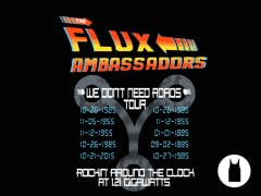 The Flux Ambassadors! Unisex Tank