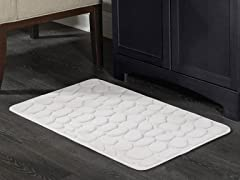 Memory Foam Pebble Mat - 2 Sizes