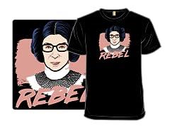 Rebel Vader Ginsburg Shirt
