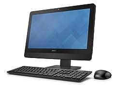 """Dell Optiplex 3240 21.5"""" Intel AIO Touch Desktop"""
