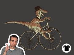 Villainous Victorian Velociraptor