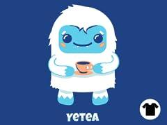 Yeti Tea Time