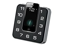 iLive 30-Pin iPhone Dock and Clock