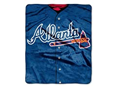 Northwest MLB Jersey Raschel Throw