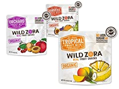 Wild Zora Dried Fruits