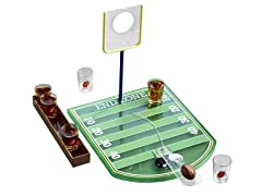 Shot Glass Football Drinking Game Set