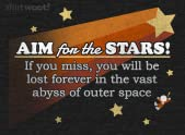 Aim for the Stars Fail